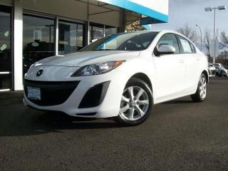 Used 2011 Mazda MAZDA3 LOW KMS, NO-ACCIDENTS, ALLOY WHEELS, AUX, LIKE NEW for sale in Mississauga, ON