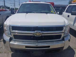 Used 2008 Chevrolet Silverado 2500 WT for sale in Oshawa, ON