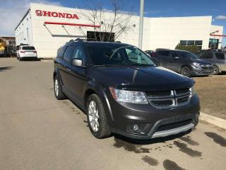 Used 2016 Dodge Journey R/T, RT AWD Navigation Remote Start for sale in Red Deer, AB