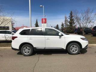 Used 2018 Mitsubishi Outlander ES 4WD Back Up Camera for sale in Red Deer, AB