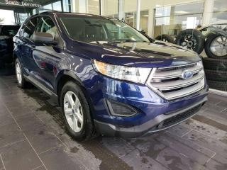 Used 2016 Ford Edge SE, REAR VIEW CAMERA, ACCIDENT FREE for sale in Edmonton, AB