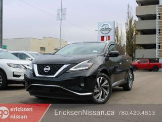 New 2019 Nissan Murano Demo SL AWD Leather   360 Camera   Bose Speakers for sale in Edmonton, AB
