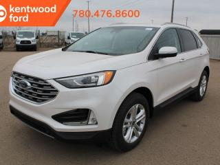 New 2019 Ford Edge SEL 201A 2.0L AWD ecoboost, NAV, power heated seats, power liftgate, pre-collision assist, reverse camera/sensing system for sale in Edmonton, AB