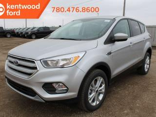 New 2019 Ford Escape SE 200A 4WD 1.5L ecoboost, heated power seats, auto start/stop, remote vehicle start, reverse camera system for sale in Edmonton, AB