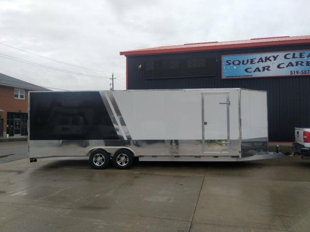 2019 Beckner Trailers ELT Enclosed Trailer Cargo Trailer