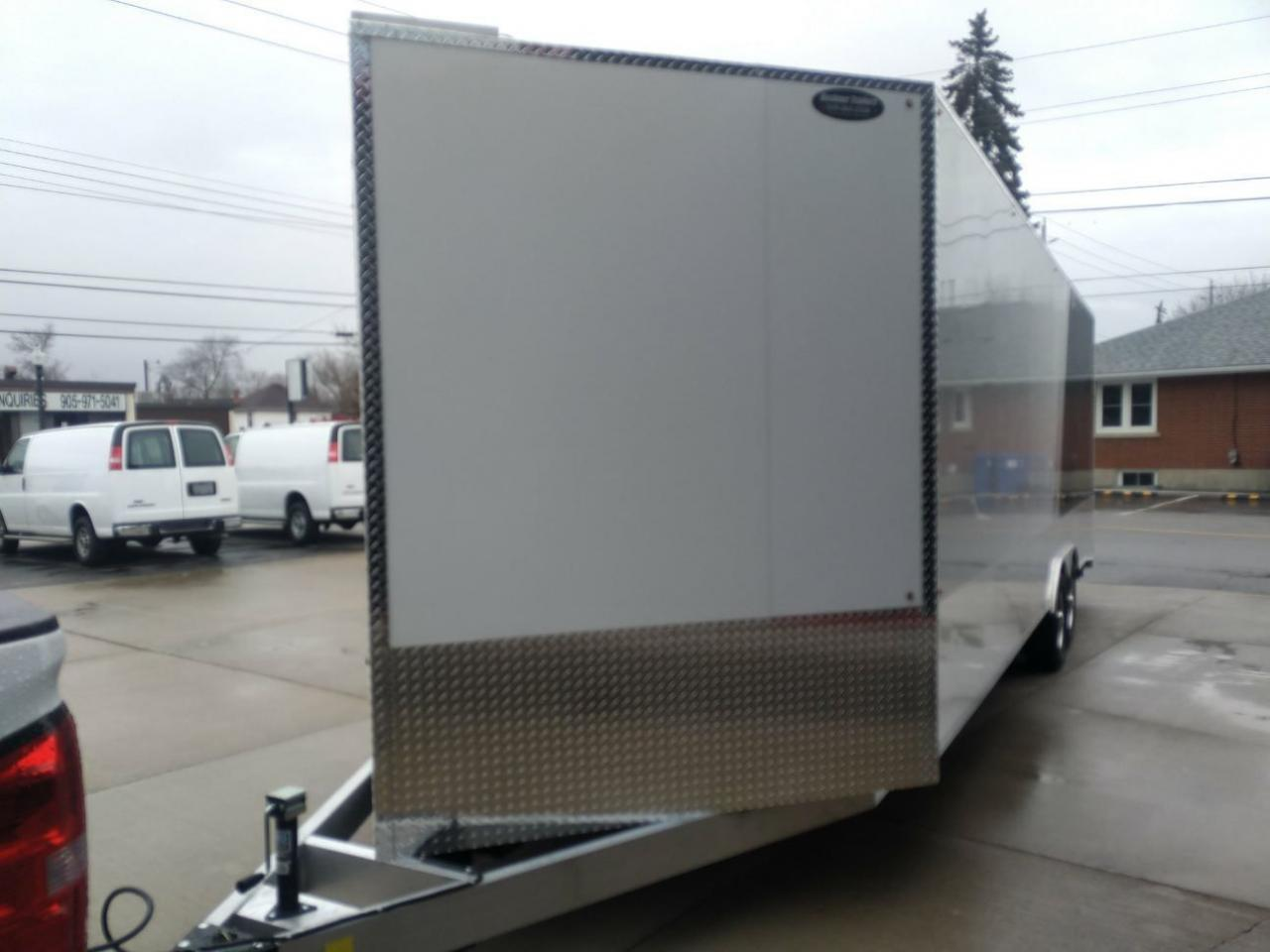 2019 Beckner Trailers ELT Enclosed Trailer