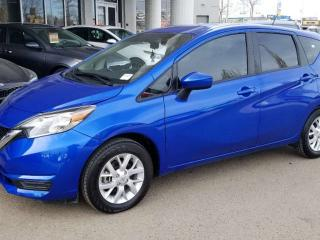 Used 2017 Nissan Versa Note S; ALMOST NEW, BLUETOOTH, BACKUP CAM, HEATED SEATS AND MORE for sale in Edmonton, AB