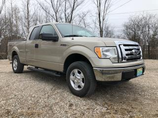 Used 2010 Ford F-150 XLT 4X4 for sale in Perth, ON