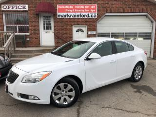 Used 2012 Buick Regal w/1SN  Bluetooth Remote Start for sale in Bowmanville, ON