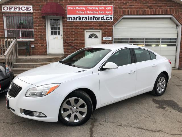 2012 Buick Regal w/1SN  Bluetooth Remote Start