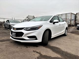 Used 2017 Chevrolet Cruze LT /Sunroof/Remote starter (Certified) for sale in Brampton, ON