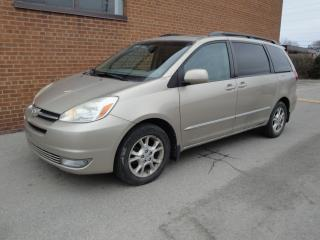 Used 2004 Toyota Sienna XLE for sale in Oakville, ON