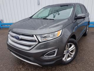 Used 2018 Ford Edge SEL AWD *LEATHER-SUNROOF* for sale in Kitchener, ON