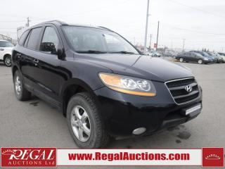 Used 2009 Hyundai Santa Fe GL 4D Utility AWD for sale in Calgary, AB