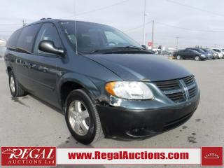 Used 2005 Dodge Grand Caravan 4D Wagon 2WD for sale in Calgary, AB