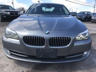 Used 2011 BMW 5 Series 535i xDrive for sale in Gloucester, ON