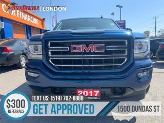 Used 2017 GMC Sierra 1500 for sale in London, ON