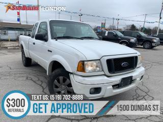 Used 2004 Ford Ranger Edge 4.0L | AUTO LOANS APPROVED for sale in London, ON