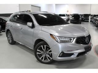 Used 2019 Acura MDX SH-AWD   DVD   LOCAL VEHICLE for sale in Vaughan, ON