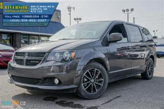 Used 2018 Dodge Grand Caravan GT for sale in Guelph, ON
