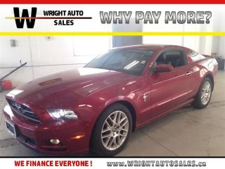 Used 2014 Ford Mustang V6 Premium|LEATHER|BLUETOOTH|79,608 KMS for sale in Cambridge, ON
