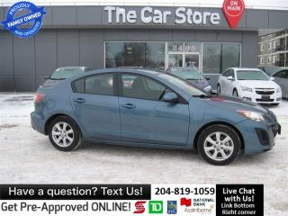 Used 2011 Mazda MAZDA3 GS - BLUEOOTH, 1 OWNER, AUX for sale in Winnipeg, MB