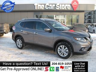 Used 2014 Nissan Rogue SV SUNROOF htd seatS BACK CAM for sale in Winnipeg, MB