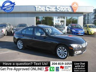 Used 2013 BMW 320i xDrive PUSH START - 1OWNR, HTD SEAT/ STRNG WHEEL for sale in Winnipeg, MB