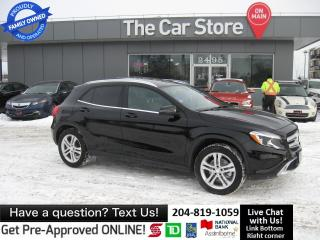 Used 2015 Mercedes-Benz GLA 250 4matic SUNROOF NAVI BCK CAM leather for sale in Winnipeg, MB