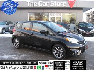 Used 2015 Nissan Versa Note 1.6 SR bluetooth 1OWNER usb BACK CAMERA for sale in Winnipeg, MB