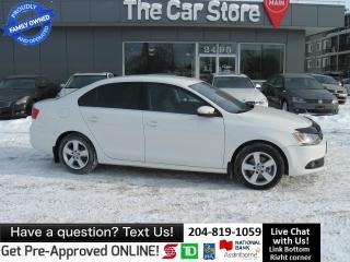 Used 2011 Volkswagen Jetta 2.0 TDI Comfortline DIESEL! htd seatS BLUETOOTH for sale in Winnipeg, MB