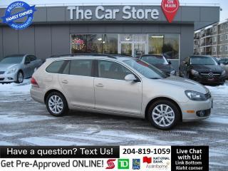 Used 2013 Volkswagen Golf 2.0 TDI Comfortline PANA SUNROOF htd seat DIESEL for sale in Winnipeg, MB