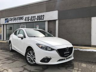 Used 2014 Mazda MAZDA3 GS-SKY-AUTOMATIC-SNROOF for sale in Toronto, ON