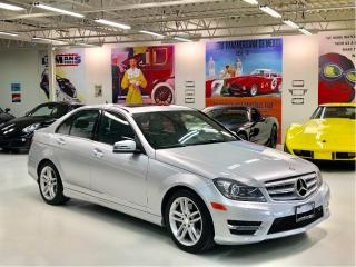 Used 2013 Mercedes-Benz C-Class 300, Nav, AWD, S'Roof for sale in Paris, ON