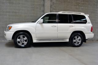 Used 2007 Lexus LX 470 8 Passenger 4WD for sale in Vancouver, BC