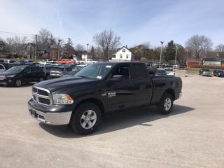 New 2019 RAM 1500 Classic SLT | Bench Seat | Remote Start | 6 Ft Box | Back- for sale in Mitchell, ON