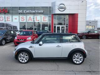 Used 2010 MINI Cooper 50 Camden SE for sale in St. Catharines, ON