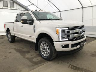 Used 2019 Ford F-350 Super Duty Limited for sale in Meadow Lake, SK