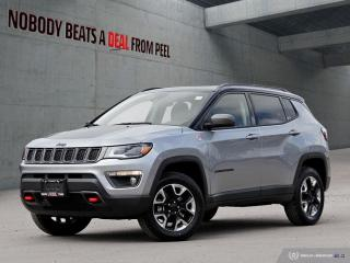 Used 2018 Jeep Compass Trailhawk*Lane Depart*Beats*Tow*Pwr Gate for sale in Mississauga, ON