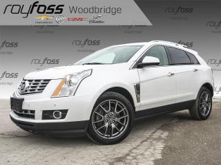 Used 2016 Cadillac SRX Premium, HEATED/VENTED SEATS, SUNROOF for sale in Woodbridge, ON
