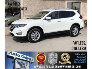 Used 2019 Nissan Rogue SV *AWD/Htd Seats/Bluetooth/Backup Cam for sale in Winnipeg, MB