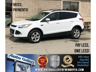 Used 2016 Ford Escape SE *Navi/Bluetooth/Htd Seats for sale in Winnipeg, MB