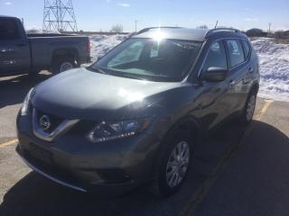 Used 2016 Nissan Rogue S *AWD/Bluetooth/Backup Cam for sale in Winnipeg, MB