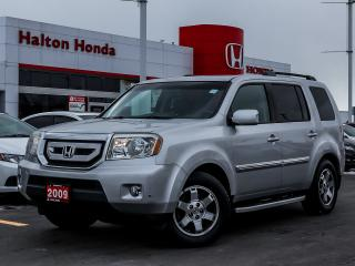 Used 2009 Honda Pilot TOURING|FULLY LOADED for sale in Burlington, ON
