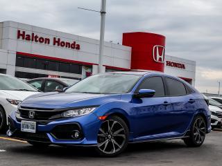 Used 2018 Honda Civic SPORT|DEALER DEMONSTRATOR for sale in Burlington, ON