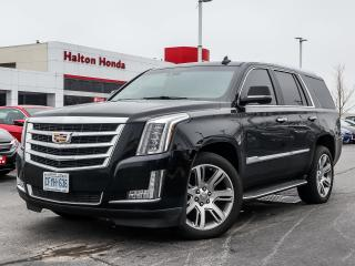Used 2015 Cadillac Escalade PREMIUM 4WD for sale in Burlington, ON