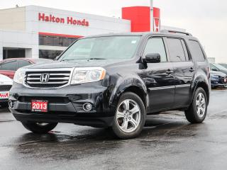 Used 2013 Honda Pilot EX-L 4WD|SERVICE HISTORY ON FILE for sale in Burlington, ON