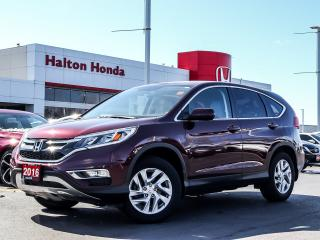 Used 2016 Honda CR-V EX-L 4WD|NO ACCIDENTS for sale in Burlington, ON