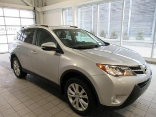 Used 2015 Toyota RAV4 LIMITED  for sale in Toronto, ON