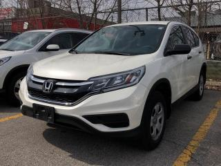 Used 2016 Honda CR-V LX, amazing mileage, awesome condition for sale in Toronto, ON
